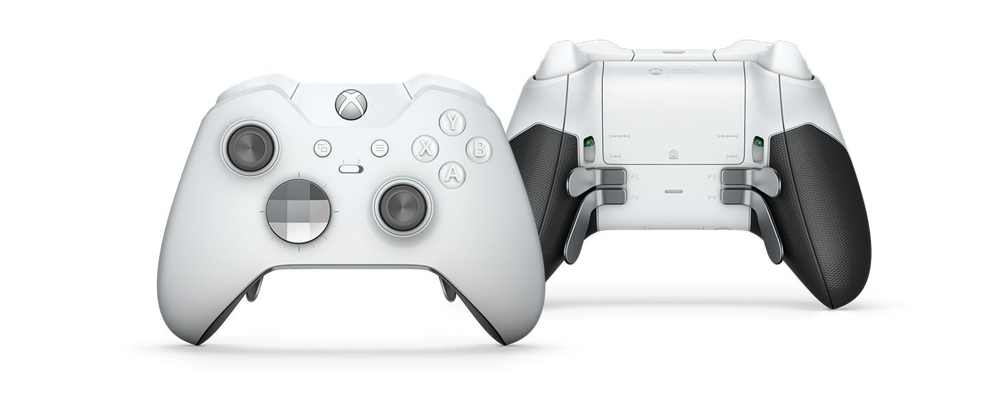 Xbox Elite Wireless Controller Weiß: Amazon.de: Games