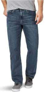 Authentics Relaxed Fit Comfort Flex Waist Jean