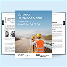 Complete review of the Fundamentals of Surveying exam