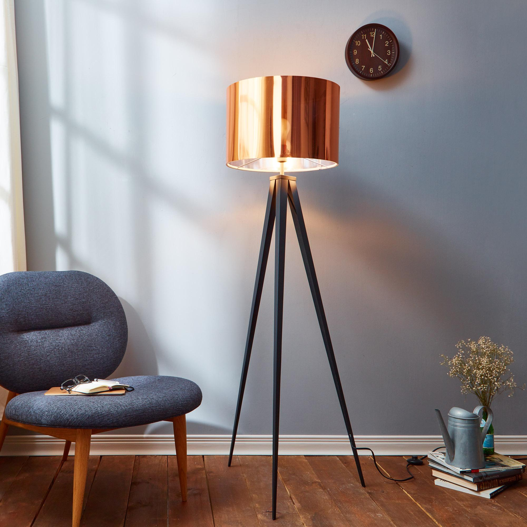 Versanora Romanza 153cm Tripod Floor Lamp Reading Light