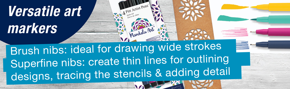 india ink, pitt pens, pitt artist pens, faber castell pitt artist pens, faber castell markers, pitt