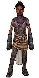 child's shuri costume