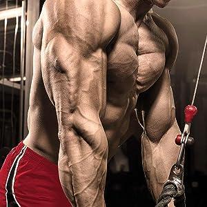 GET BIGGER PUMPS & GREATER VASCULARITY