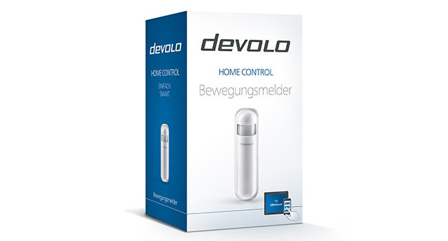 devolo, Home Control, Smart Home, Bewegungsmelder
