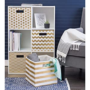 Genial DII Fabric Storage Bins