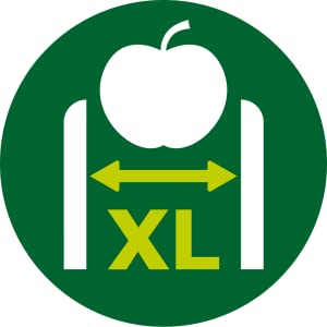 XXL feeding tube (80mm)