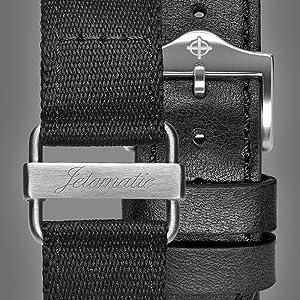 Automatic Watch, Swiss Made, Dive Watch, Jetomatic