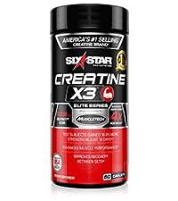 CreatineX3 Pill