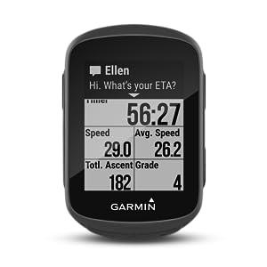 Garmin Edge 130 Pack-Ciclocomputador con GPS (Pantalla de 1.8 ...
