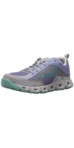 Columbia Femme Chaussures, DRAINMAKER IV, Taille 39, Violet