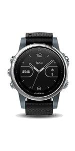 fenix5s Gray