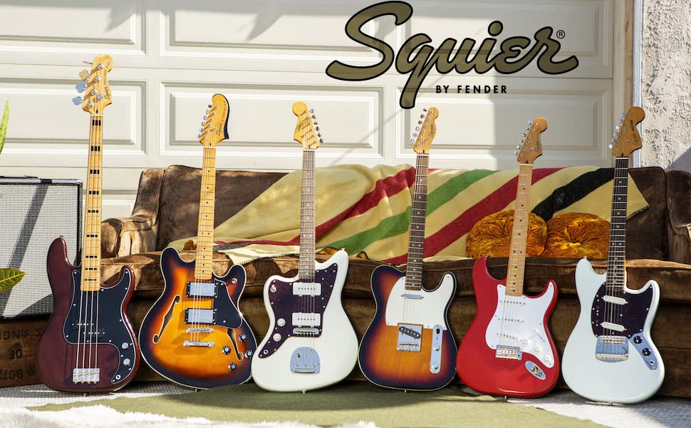 Squier de Fender
