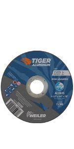 Tiger Aluminum Cutting Wheels