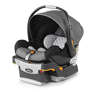 KeyFit 30 car seat chicco black and grey neutral infant travel system clicks into stroller