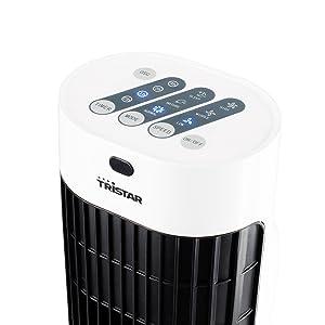 ;ventilatore a torretta elettrico con telecomando moderno economico semplice classico bianco timer