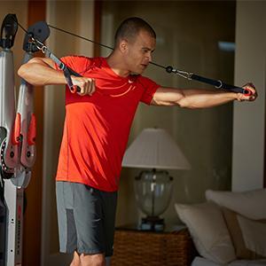 Bowflex Revolution Home Gym Review workout