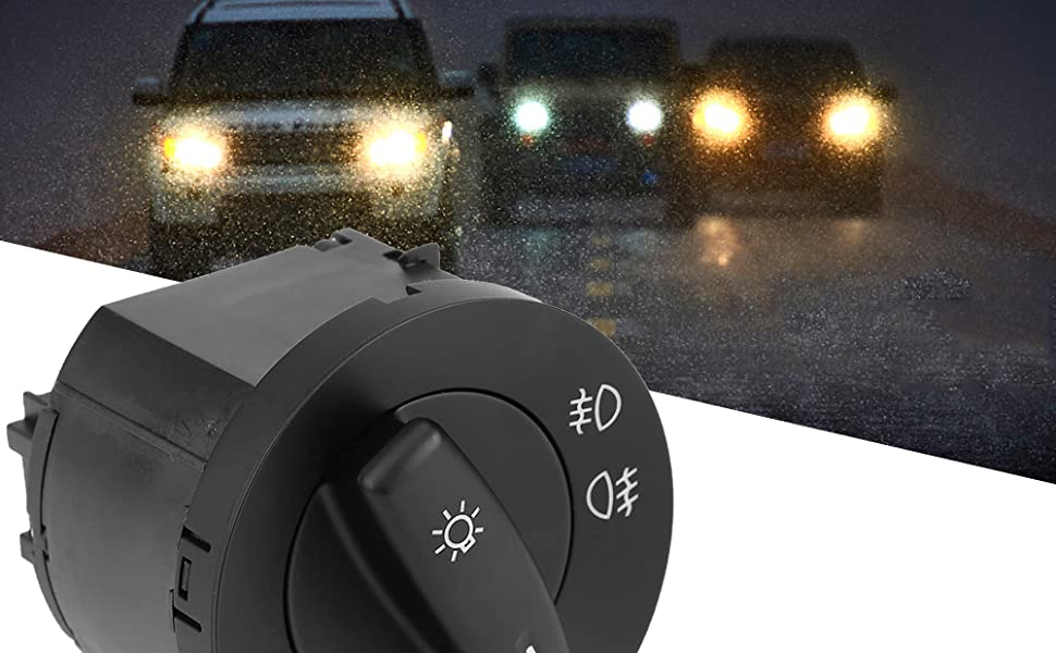 Schalter Für Scheinwerfer Schalter Für Nebelscheinwerfersteuerung Für 1t0941431c Auto