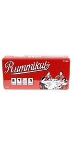 Rummikub Game ;Rummikub Tin