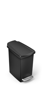 Amazon.com: Cesto de basura mini de 6 litros/1.6 galones ...