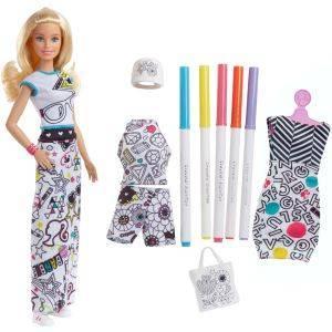 Barbie - Barbie Crayola - Colora Moda
