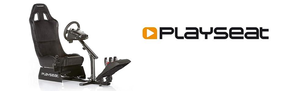 Playseat Evolution - Black (PS4/PS3/Xbox 360/Xbox One/PC DVD