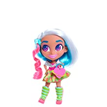 hairdorables, youtube show, neila, scientist, astronomer, aliens, collectible doll