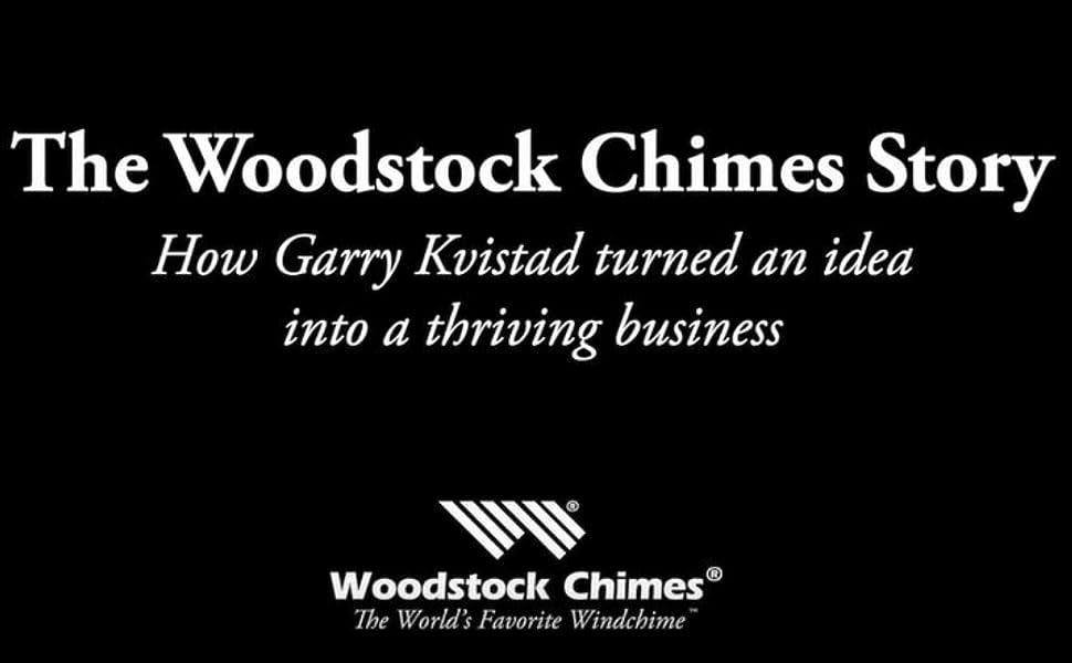 woodstock chimes, garry kvistad, chimes,