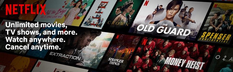Netflix, TV