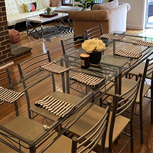 Silver Dining Set 2