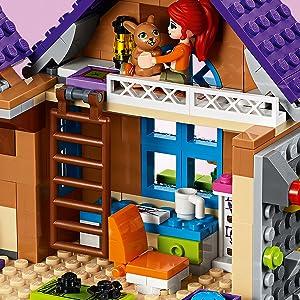 Amazoncom Lego Friends Mias House 41369 Building Kit New 2019