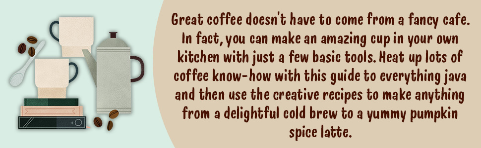 The Coffee Recipe Book: 50 Coffee and Espresso Drinks to Make at Home -  Kindle edition by Lancaster, Daniel. Cookbooks, Food & Wine Kindle eBooks @  Amazon.com.