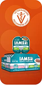 Food for Indoor Cats, Salmon, Turkey, Poultry, Pates, Multipack, Variety Pack, Portioned, Grain Free