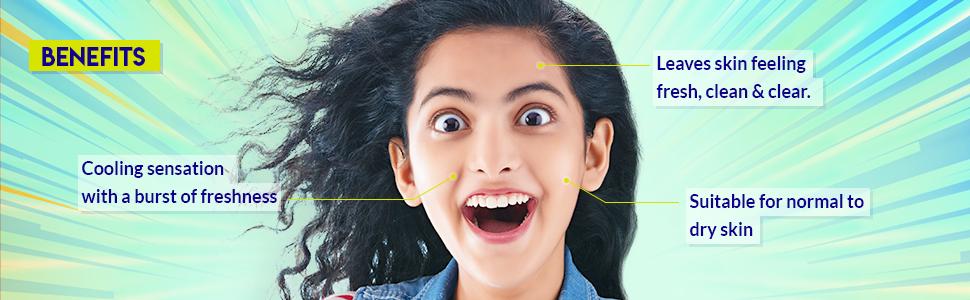facewash for women, clean clear facewash, pimple clearing facewash