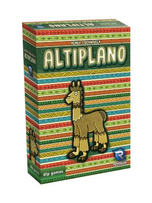 game; board game; box; alpaca; altiplano