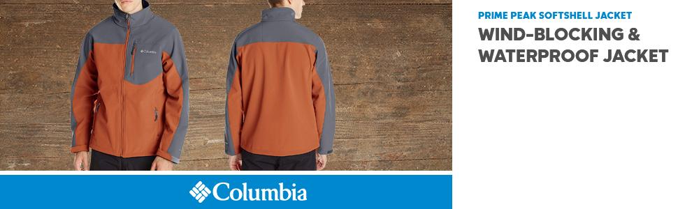 Amazon.com: Columbia chamarra deportiva para hombre Prime ...