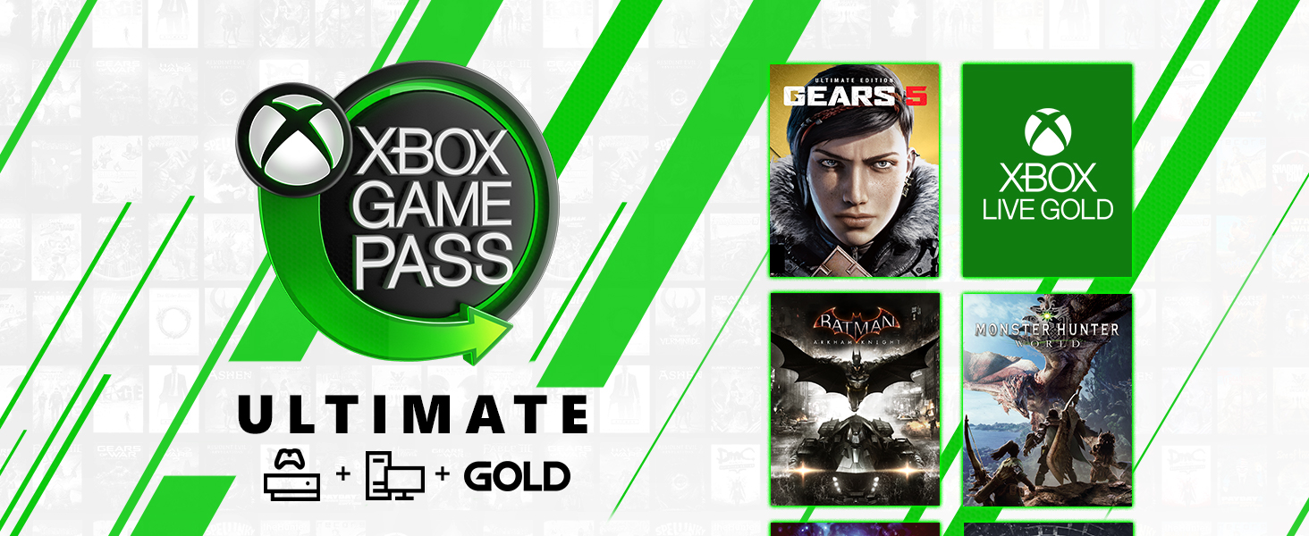 Oferta: Xbox Game Pass Ultimate - 3 Meses + Gears 5 Beta ...
