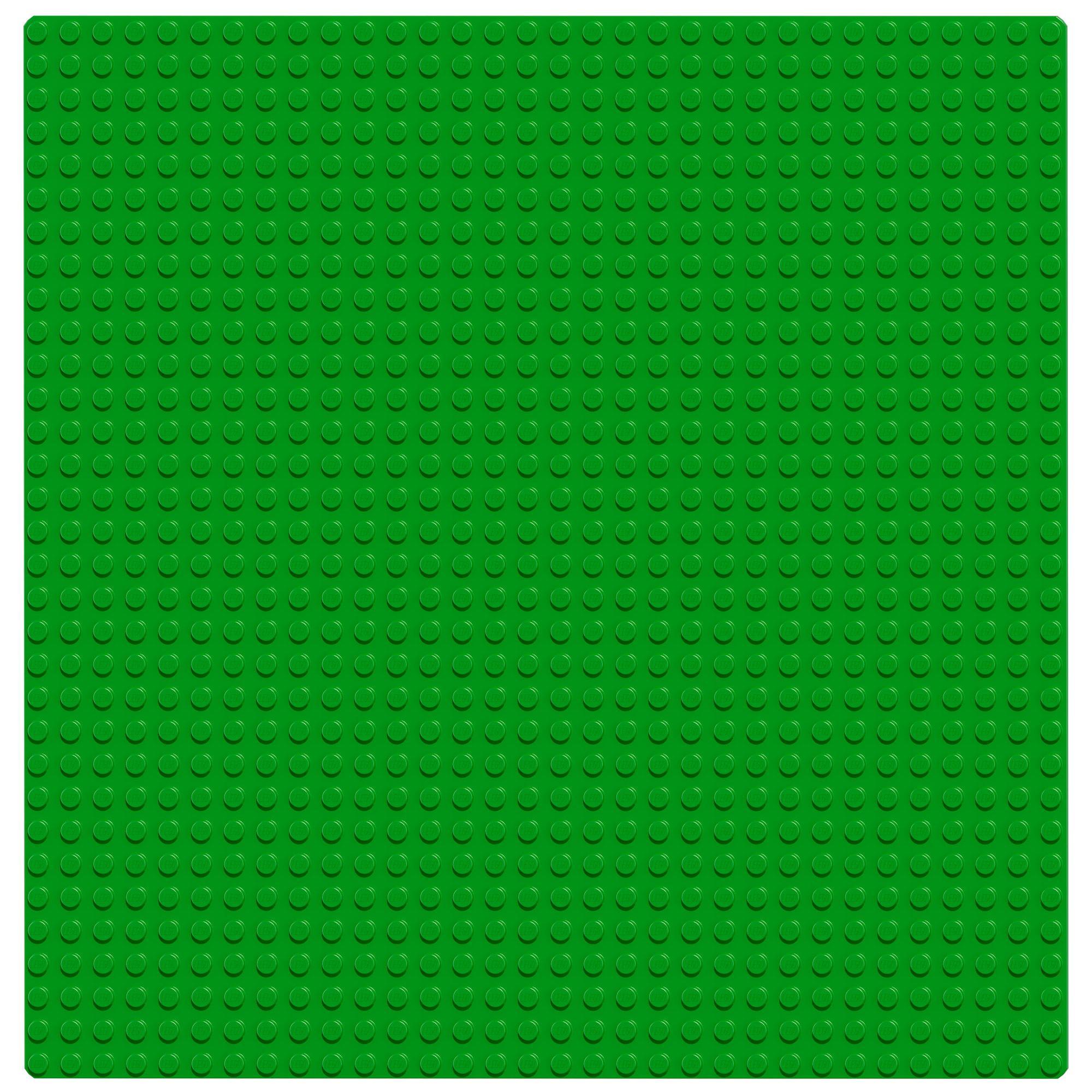 LEGO Classic - Base de Color Verde, Juguete de