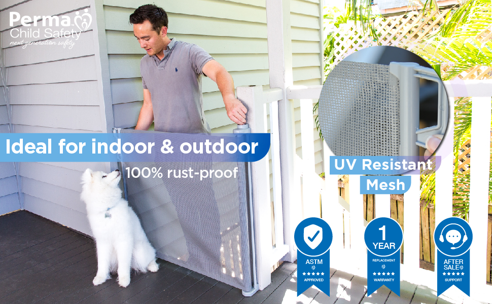 Ideal for Indoor and Outdoor