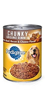 Amazoncom Pedigree Choice Cuts Variety Pack With Beef Country