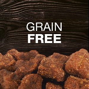 Grain Free Dog Treats, Sensitive Stomach Dog Treats, Healthy Digestion Dog Treats, Zero Grain Treats