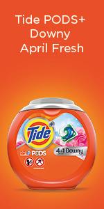 Tide PODS Plus Downy
