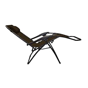 zero, gravity, reclining, chair, patio