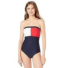 Iconic Bandeau Swimsuit