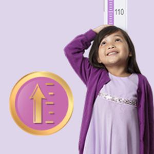 Pediasure, Height increase for kids, Physical development