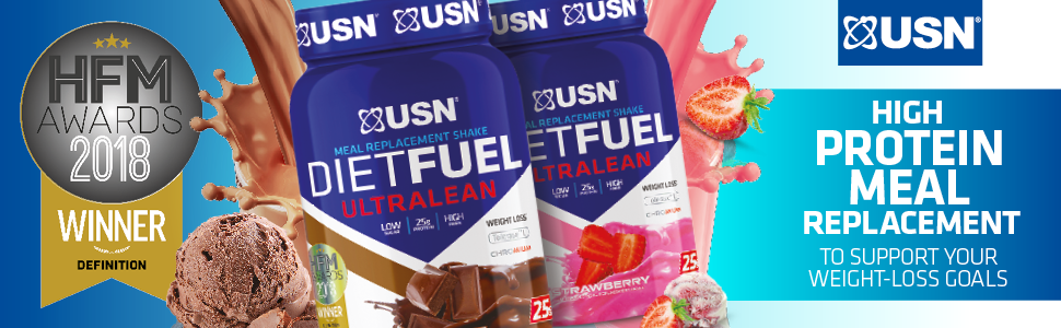 usn diet protein meal replacement review