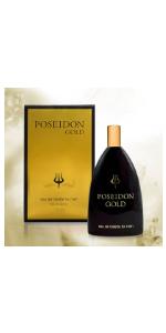 Poseidon Hombre Edición Indómito - Eau de Toilette 150 ml ...