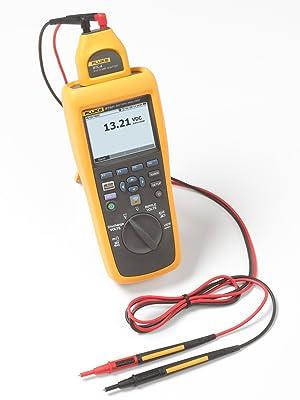 fluke, bt520, bt521, battery analyzer