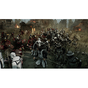 中世ヨーロッパ RTS リアルタイムストラテジー 勢力争い