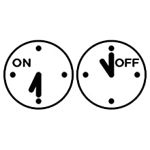 timer, settings, options, custom
