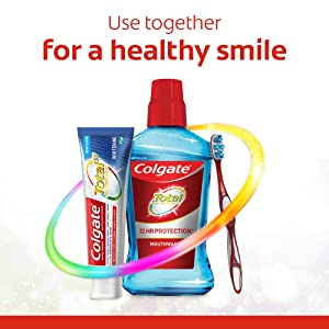 Use together for a healthy smile
